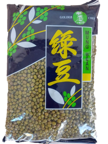 Golden Chef Green Mung Bean 400g