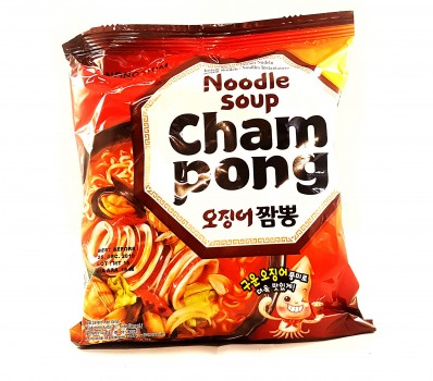 NS Octopus Champong Noodle 124g