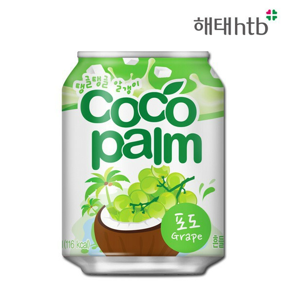 HT Cocopalm Grape Juice 238ml