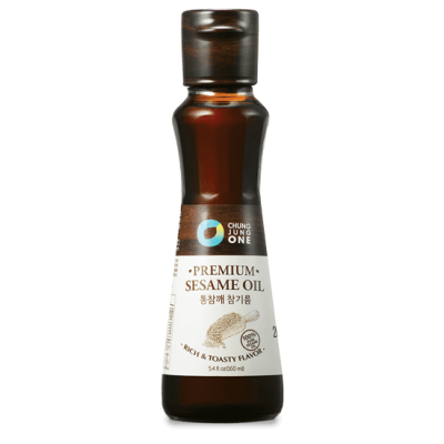 CJW Premium Sesame Oil  160ml