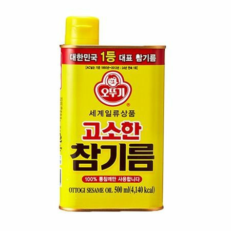 OTG Pure Sesame Oil 500ml