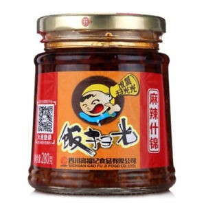 FSG Sichuan Vegetables Pickles-Hot&Spicy 280g