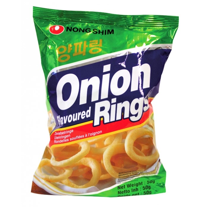 NS Onion Flavor Rings 50g