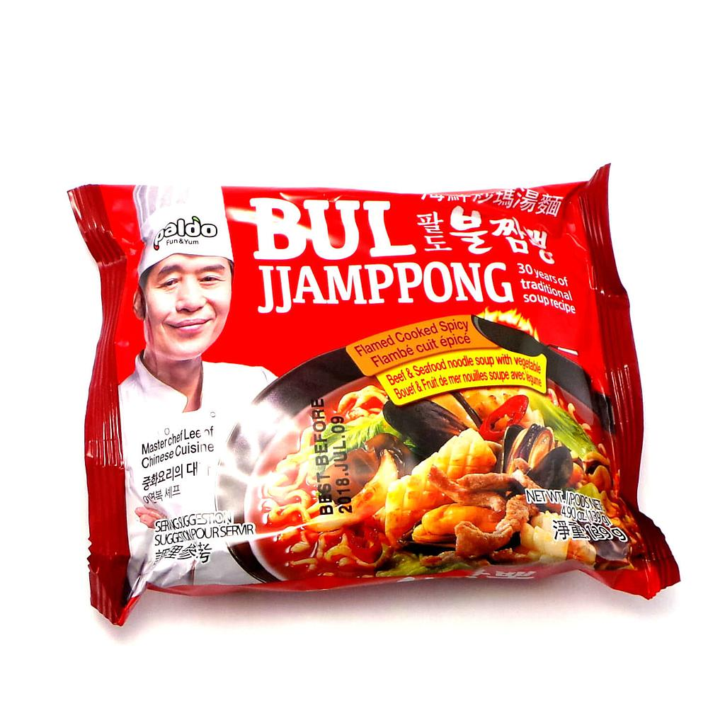 PD Bul Jjamppong(Spicy Seafood Soup) 139g
