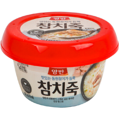 DW Rice Porridge with Tuna 287.5g
