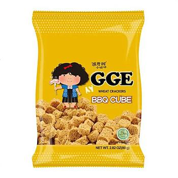 GGE Wheat Crackers-BBQ Flavor 80g