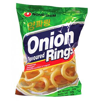 NS Onion Flavored Rings 50g