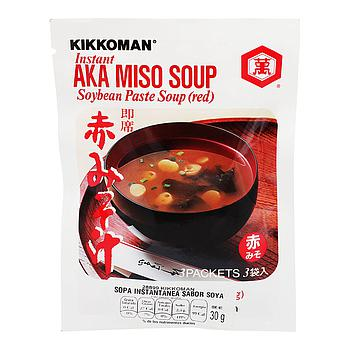 KKM Instant Red Miso Soup(3*10g)30g